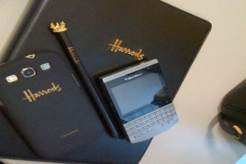 BlackBerry Porsche Design P\'9981(BB PIN: 26FC4748)