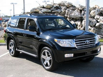2011 Toyota Land Cruiser All Books