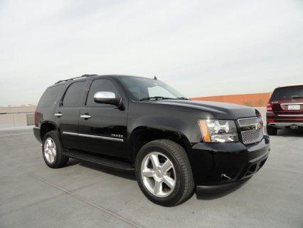 2011 Chevrolet Tahoe LTZ HomeLink