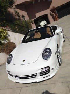 2012 Porsche 911 Carrera Turbo