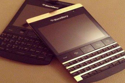 Vip Pins Blackberry Porsce Design P\'9981