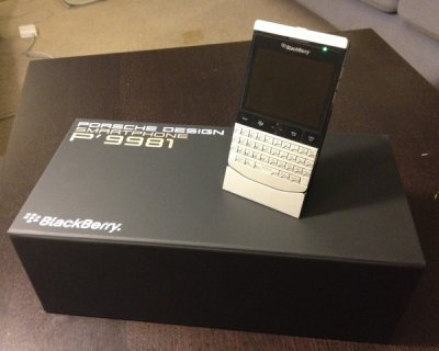 BlackBerry Q10 Phone