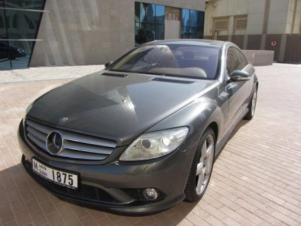 2010  Mercedes-Benz   CL 600