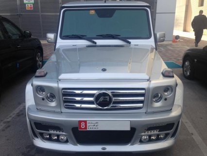 2010  Mercedes-Benz  G55   Tunned Up