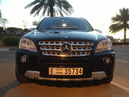 2010  Mercedes-Benz  ML 350    AMG KIT