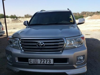 2012  Toyota Land Cruiser  VXR   8,000 Km