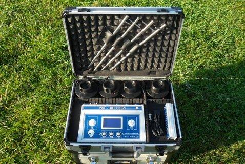 أفضل جهاز عالمياً لكشف المياه الجوفية وتحديد نوعها وعمقها