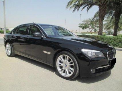 2012  BMW 750Li Limited Edition   14000km only