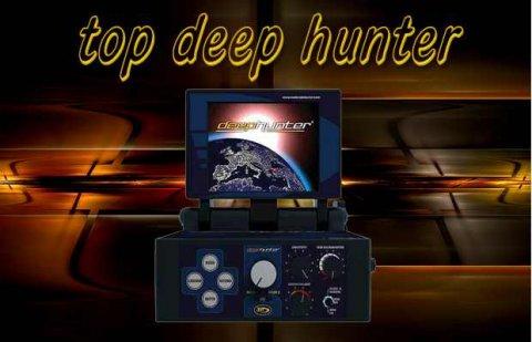 جهاز Deep Hunter Pro بالنظام التصويري لكشف المعادن والاثار