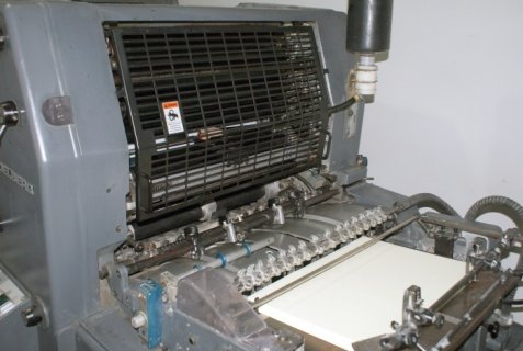 Heidelberg GTOZ 52, Plusversion Year 1991– 36 x 52 cm - ca. 47 m