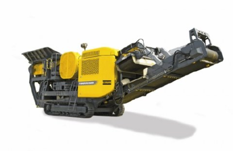 Atlas Copco Mobile Power Crusher