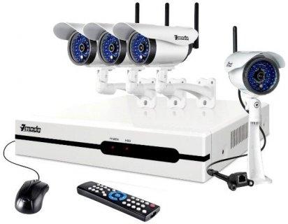 عرض كاميرات مراقبة لاسلكية