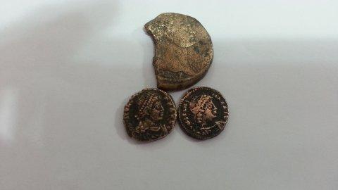 عملات رومانية