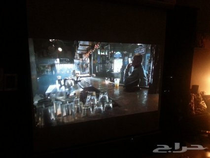 الان في السعودية 3D HOME CINEMA PROJECTOR JVC DLA-RS46U