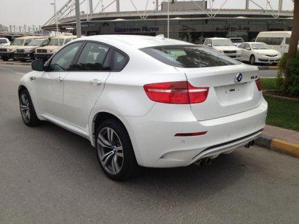 2012 BMW X6 M-Power
