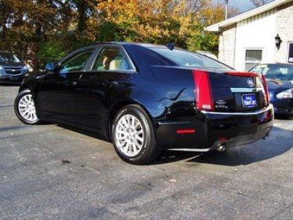 سياره 2010 Cadillac CTS Sedan Luxury للبيع