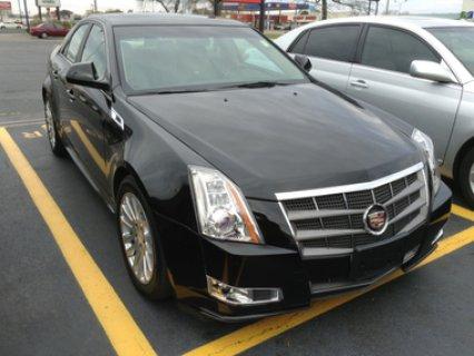 2011 Cadillac CTS Sedan Performance