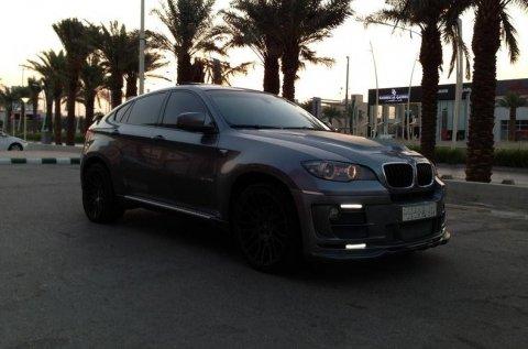 2011 BMW X6 Hamman