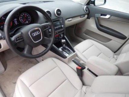 2012 Audi A3 2.0 TDI Clean Diesel with S tronic