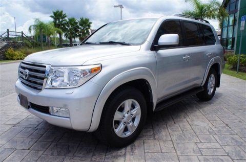 SUV TOYOTA LAND CRUISER 2011 FOR SALE