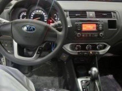 سيارة سعودية كيا جديدة عداد 00.000 كلم