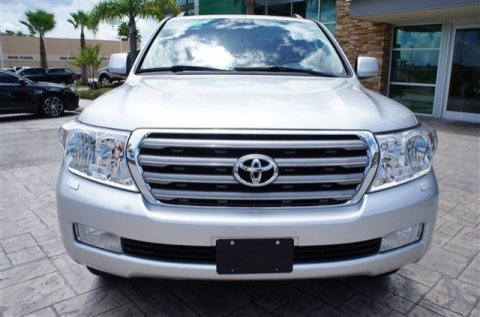 MY TOYOTA  LAND CRUISER 2011 FOR SALE