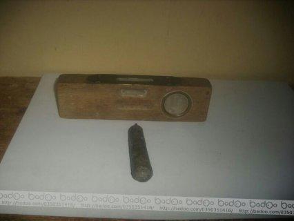 ميزان خشبي قديم