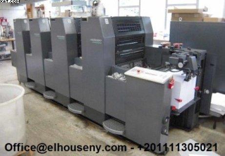 ماكينة HEIDELBERG SM 52-4-P2