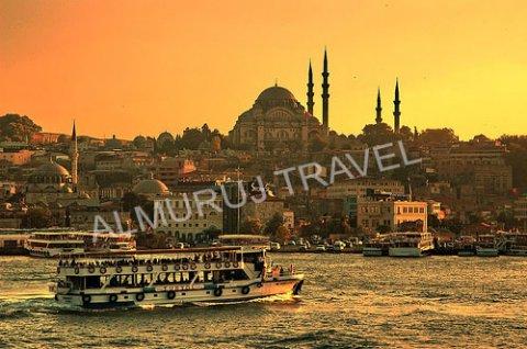 عرض مميز يشمل فترة عيد الفطر لزيارة اسطنبول