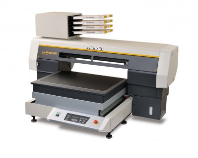 Mimaki UJF-6042 UV LED Flatbed Printer....$3,900
