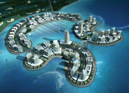 شقق فاخرة وعصرية للبيع بجزيرة درة مارينا بالبحرين