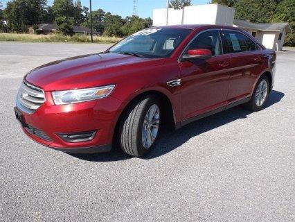 سيارات امريكية للبيع تقدم سيارة 2013 Ford Taurus SEL