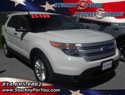 سيارات امريكية للبيع تقدم سيارة  2011 Ford Explorer XLT