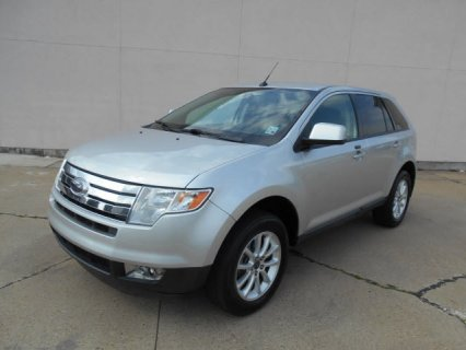 سيارات امريكية للبيع تقدم سيارة 2010 Ford Edge SEL
