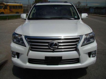 2013 Lexus LX 570 V8 Full Option