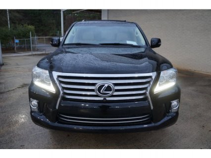 LEXUS LX 570 2013 4X4 FOR SALE