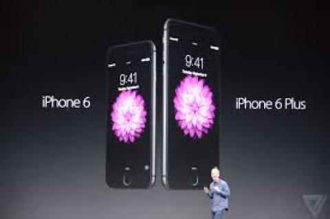 ابل اي فون 6 بلس ذهبي احجز جهازك