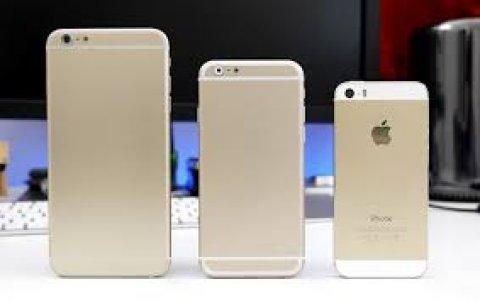 iphone 6 اي فون 6 بلس ذهبي احجز جهازك