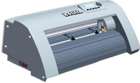 ماكينة قص من مؤسسة ركن الخليج لتجارة ماكينات الطباعة