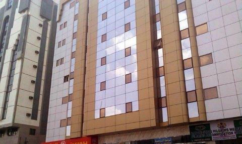 فنادق مكة المكرمة – فندق لؤلؤة أنوار الروضة بمكة المكرمة