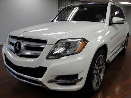 2013 Mercedes-Benz GLK350 4MATIC SUV