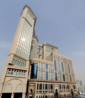 فنادق مكة المكرمة – فندق الصفوة رويال أوركيد  بمكة المكرمة