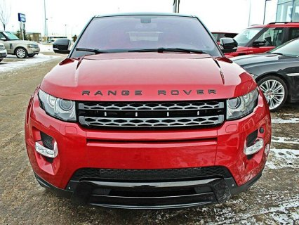 صور 2012 Land Rover Range Rover Evoque Dynamic 1