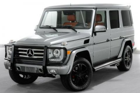 صور 2013 Mercedes-Benz G Class G550 is full options 1