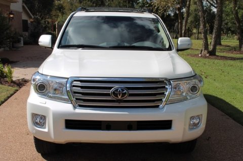 BUY My used 2013 Toyota Land Cruiser 4WD – SUV