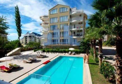شقة 2+1 فخمة للبيع او الاستثمار في انطاليا تركيا