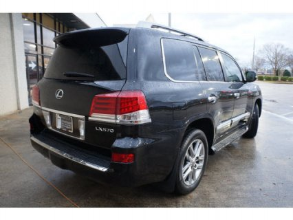 صور 2013 LEXUS LX 570 4X4, FULL OPTIONS 3