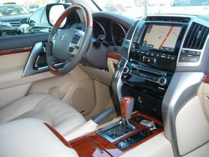 صور TOYOTA LAND CRUISER 2013 FOR SALE, GULF SPECS.. 2