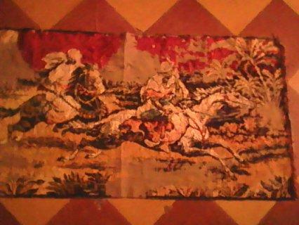 صورة عن قماش