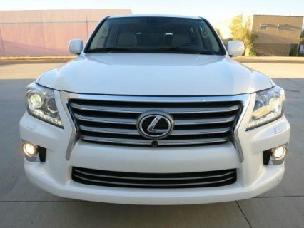 MY 2013 LEXUS LX 570, FOR SALE!!!